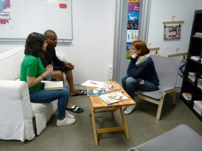 Atelier conversation